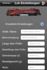 Z21 auf iPhone